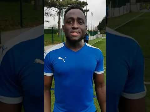 Kévin jeune afro Américain arrive de Kansas City nous raconte sa semaine à Saint-Denis