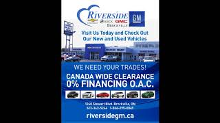 Riverside Brockville August Promo