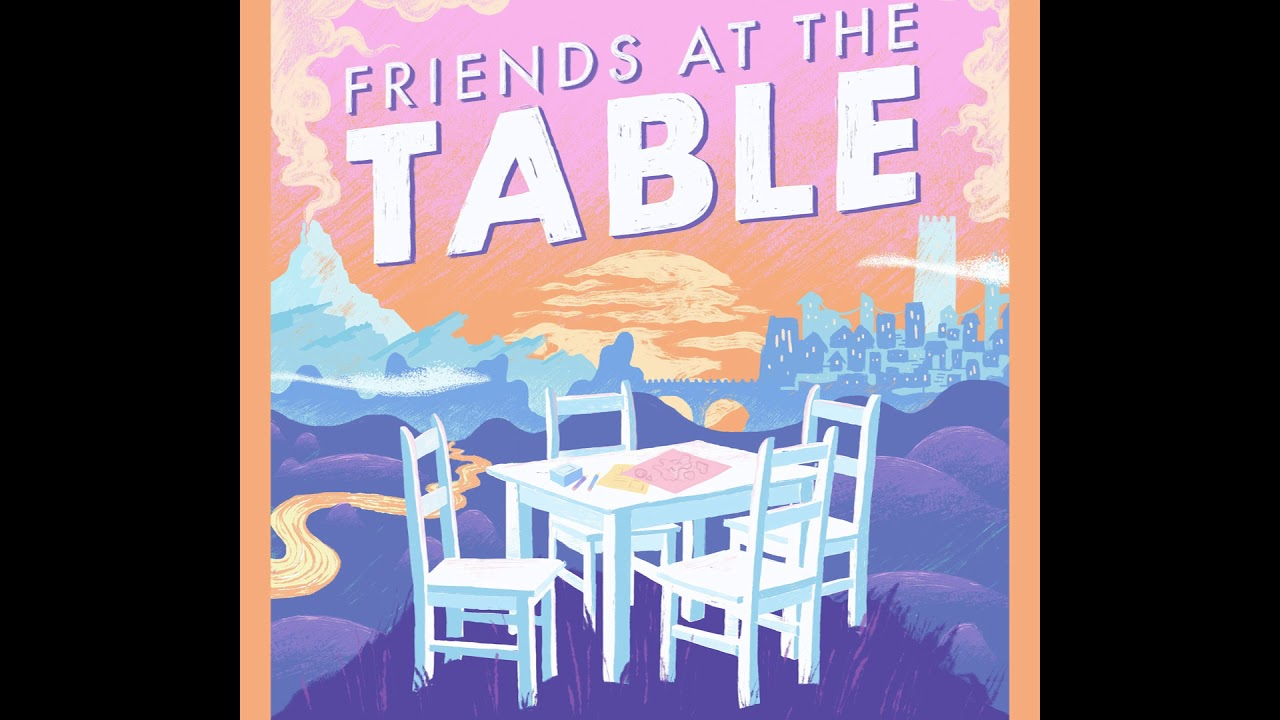 Friends At The Table Marielda Teaser