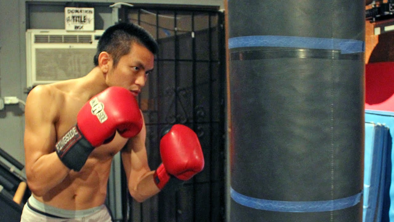 6 Heavy Bag Workouts For Boxing Fitness Mma