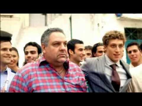 Sam Douglas  Heavy Rain's Scott Shelby in Italian commercial Acqua Lilia