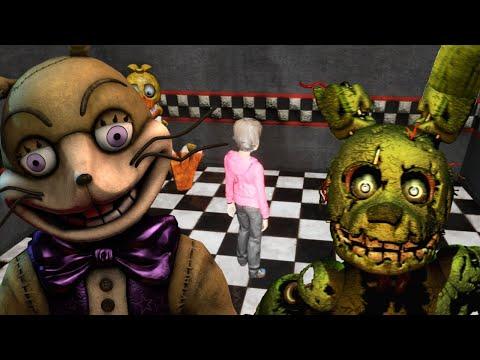 UNLOCKING EVERYTHING THERE IS IN FNAF: KILLER IN PURPLE!!!