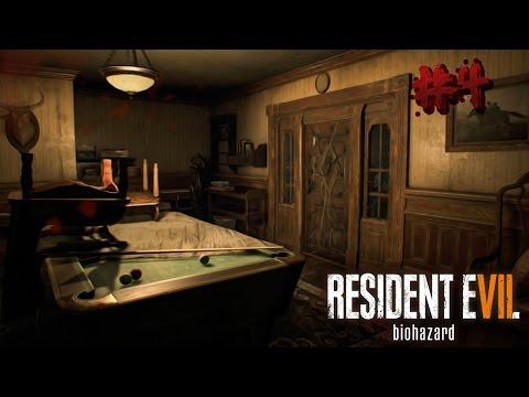 LA LLAVE ESCORPIÓN & LA ESCOPETA!!   Resident Evil 7   Episodio 4   Rubinho vlc