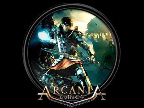 Обзор игры: Arcania Gothic 4.
