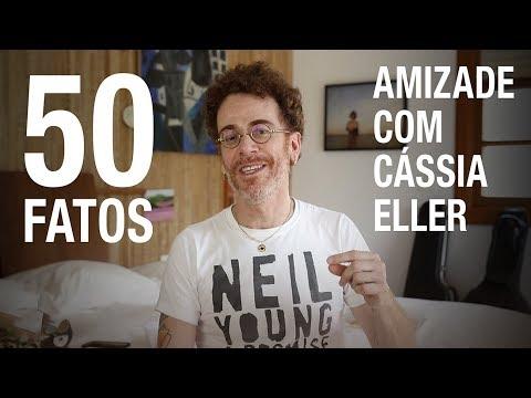Nando Reis - 50 fatos sobre a amizade com Cássia Eller