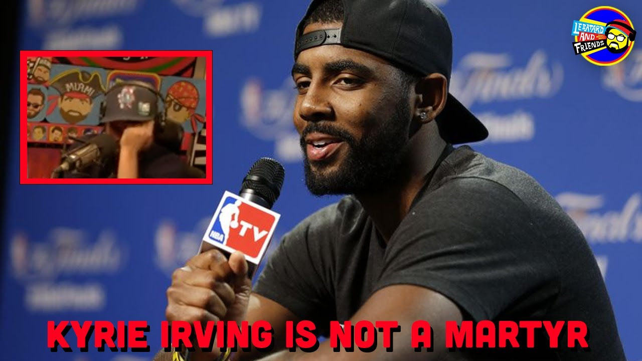 Download Kyrie Irving Is Not A Martyr | Nets Give Kyrie A Vaccine Mandate | The Dan Le Batard Show