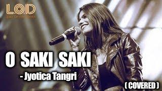 Saki Saki Covered by Jyotica Tangri live at LOD Nepal