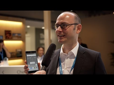 Interview mit dem Sony Mobile Product Marketing Manager Damjan Stamcar