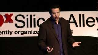 It Is Not Inevitable ... It Is Here: Jason Sosa at TEDxSiliconAlley