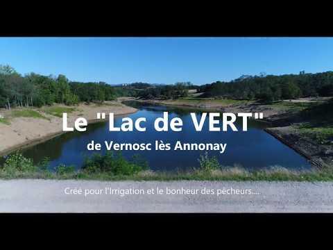Vernosc Lac de Vert Août 2017 - Ardèche