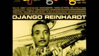 Django Reinhardt - I Wonder Where My Baby Is Tonight