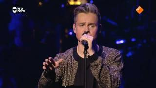 Tom Chaplin - Life on Mars? / Quicksand @ Night of the Proms Rotterdam 2016