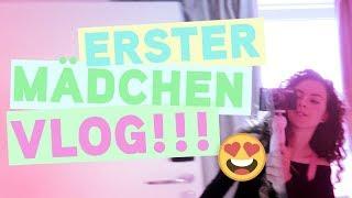 Erster Vlog von Marah und Marleen / You Berlin / Kinder_sein / Frau_sein