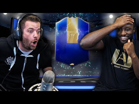 ÉNORME PREMIER TOTS OPENING +92 - FIFA19