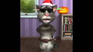 Talking Tom satisfya