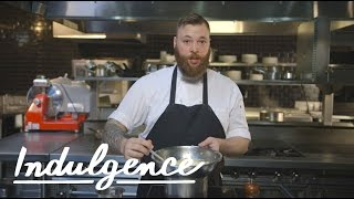 How to Make the Perfect Hollandaise for Your Eggs Benedict with Trae Basore
