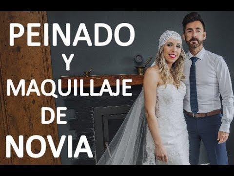 8ac24b8470 Peinado de novia con velo pirata - Bride hairstyle with pirate veil ...