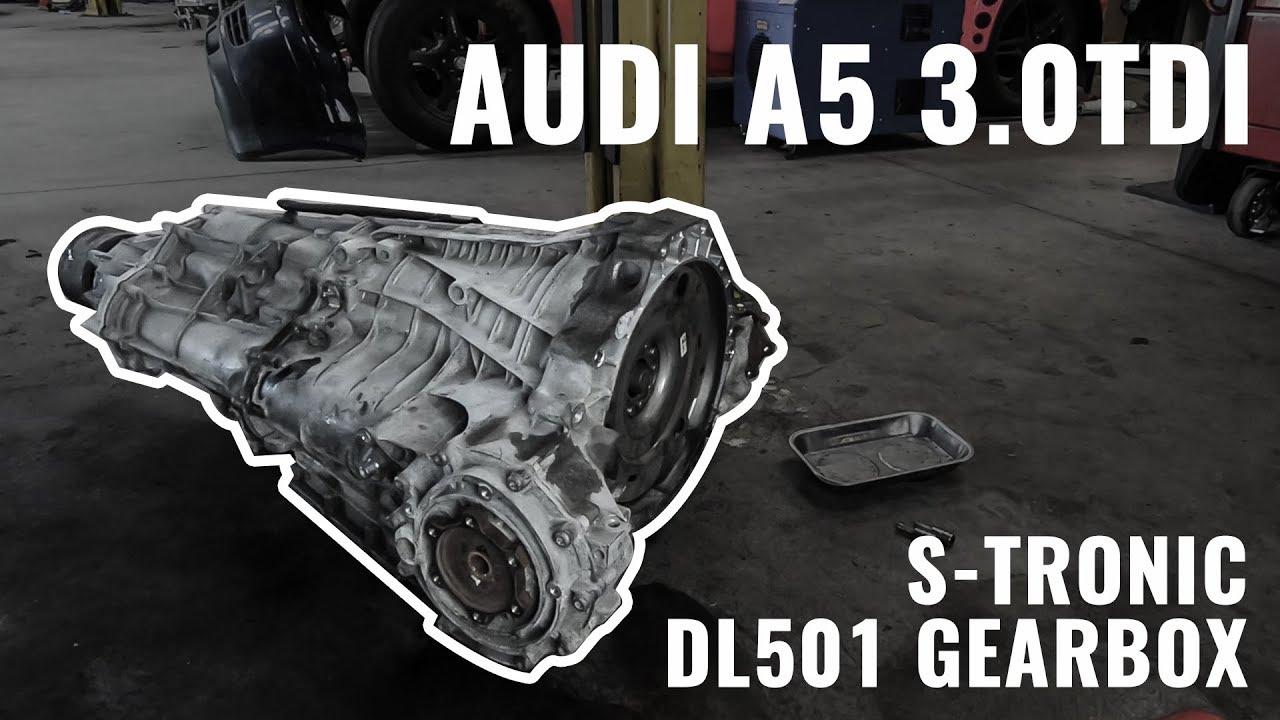 Gearbox Clutches Flywheel Audi A5 3 0 Tdi Quattro Project Darkside Developments Part 11 Youtube