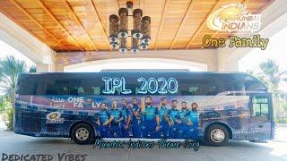 Aala re | आला रे | 💙Mumbai Indians 💙 | IPL 2020 | Duniya Hila Denge Hum | Theme Song | One Family |