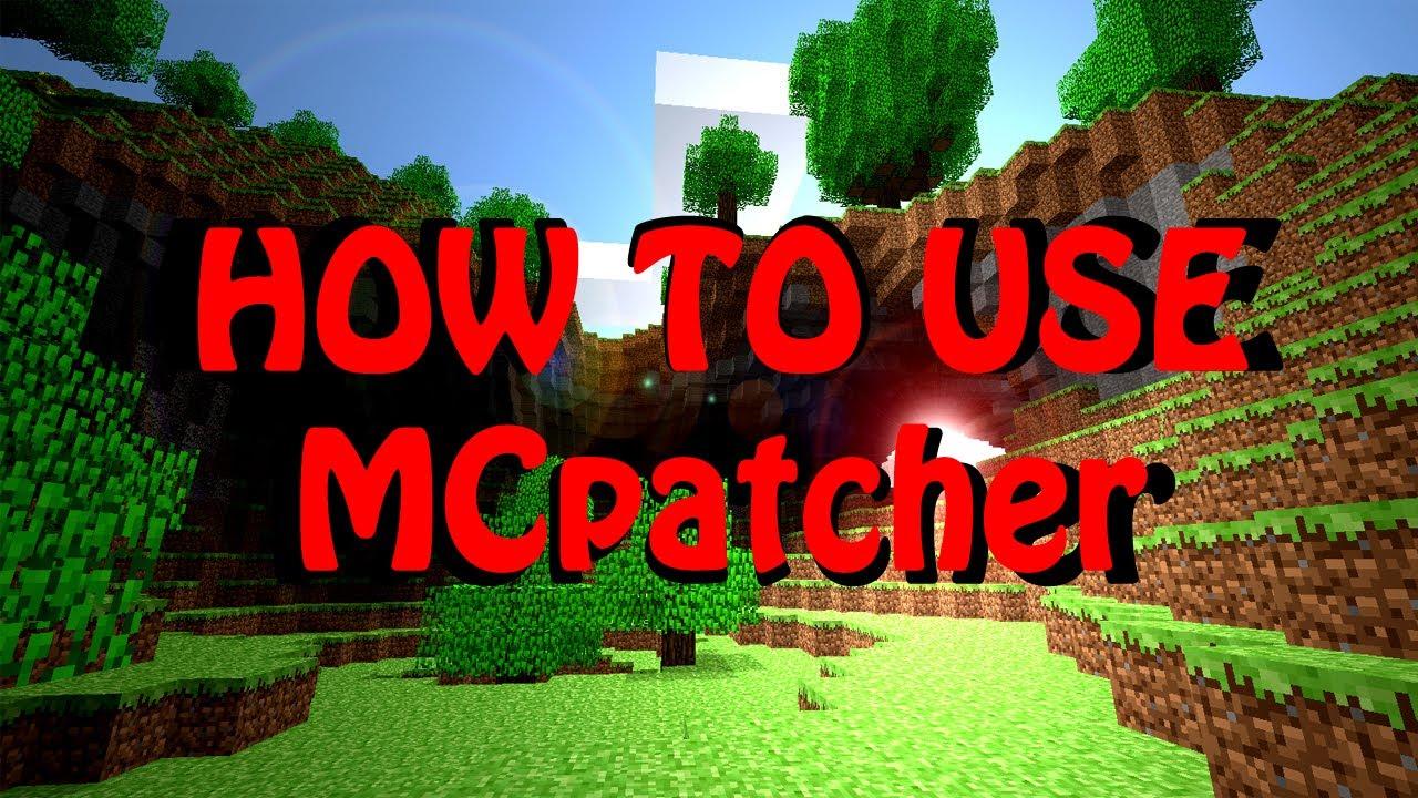 mcpatcher 1.4.5
