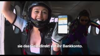 Geld senden wie im Flug – mit der Western Union App