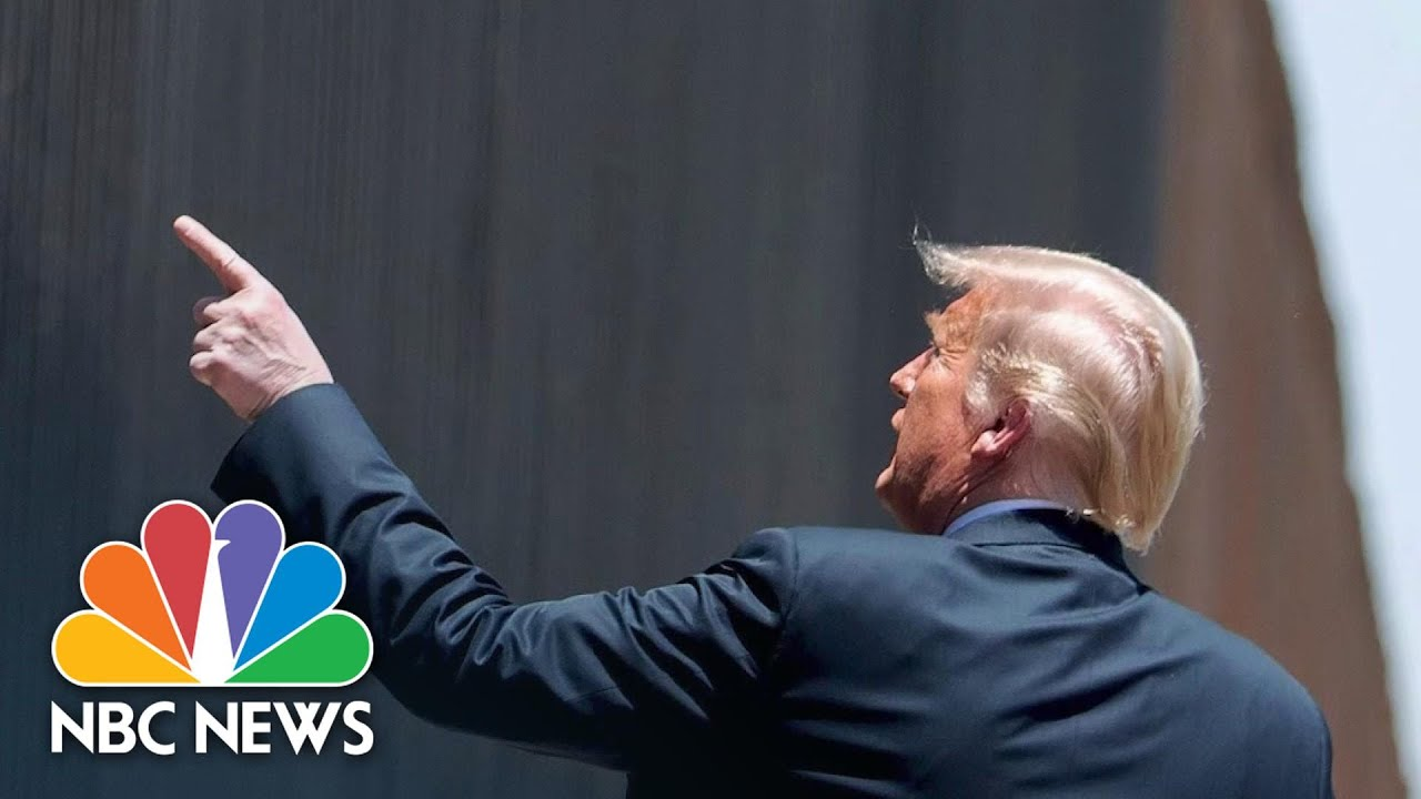 Download Rhetoric Versus Reality: Is Trump's Border Wall Campaign Promise A Reality?   NBC News NOW