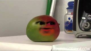 Прикол Annoying Orange- It Takes Two to Mango (русская озвучка)