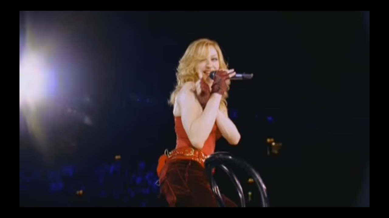 The Confessions Tour Youtube