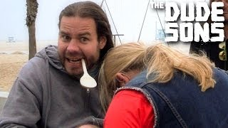 Spoon Prank Backfires! With Chris Pontius