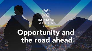 #CardanoAfrica – the road ahead