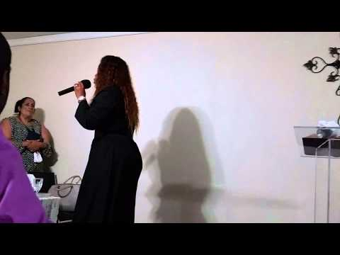 Evangelist Lakisha Coleman-Carvil revival of Mount