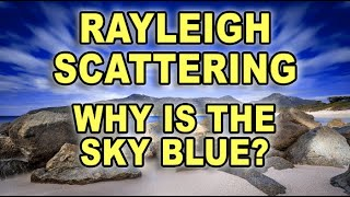 why the sky is blue