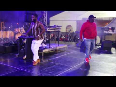 Zakwe Sebentin ft Musiholiq & Cassper Nyovest Live Video at INK HOP FESTIVAL