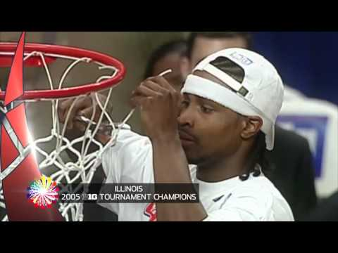 B1G Tournament Moment - Illinois Wins 2005 Tournament