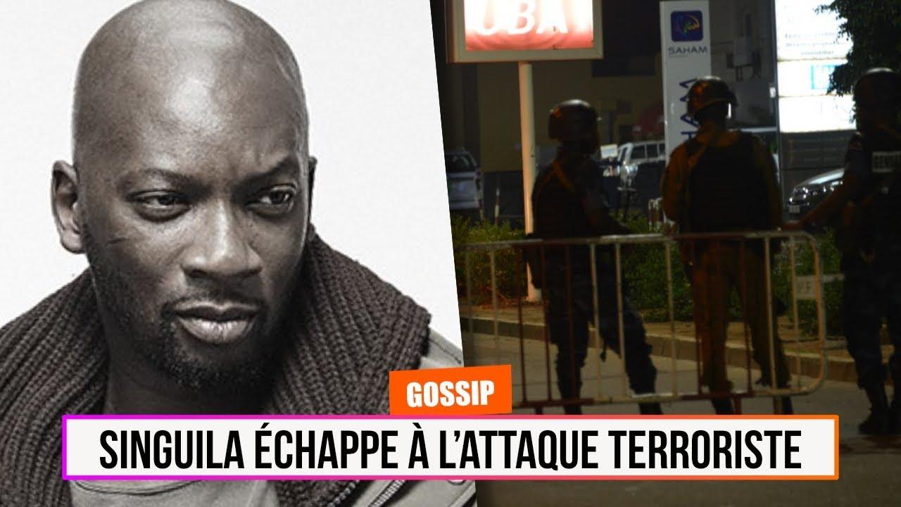 Attaque Terroriste: Singuila échappe à L'attaque Terroriste Au Burkina Faso