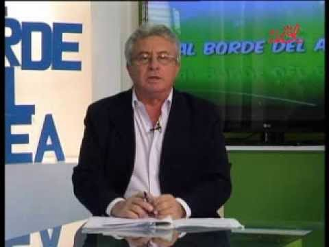 SOL TV - AL BORDE DEL AREA - 25 NOV