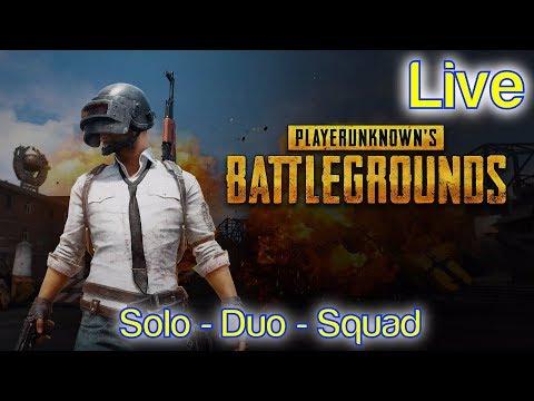 PlayerUnknown´s Battlegrounds [LIVE] ★ ACTIONREICH IN DIE WOCHE STARTEN ★ [German] [Deutsch] #PUBG
