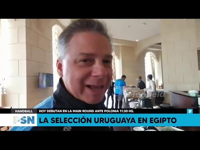 Seleccion Uruguaya de Handball