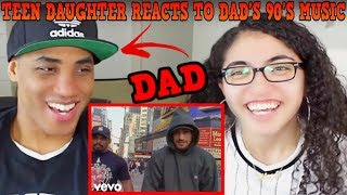 Teen Daughter Reacts To Dad's 90's Hip Hop Music | Cypress Hill How I Could Just Kill a Man REACTION