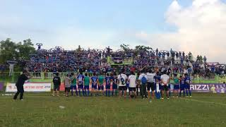 Download Video Heboh !! anthem lantang SMM Kudus| Persiku 5-0 PSIK | 15/4/2018 | Stadion Kridosono| Liga 3 Jateng MP3 3GP MP4
