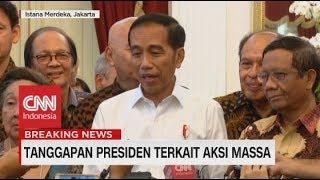 Jokowi Pertimbangkan Terbitkan Perppu KPK Usai Bertemu Tokoh di Istana