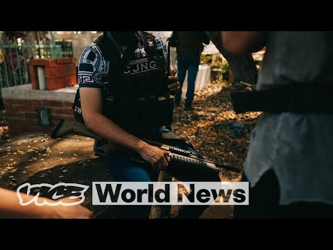 On the Front Line With Mexico's Warring Cartels