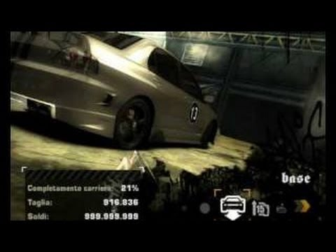 NFS-MW - How To Get Unlimited Cash And Bounty [Cheat Engine]