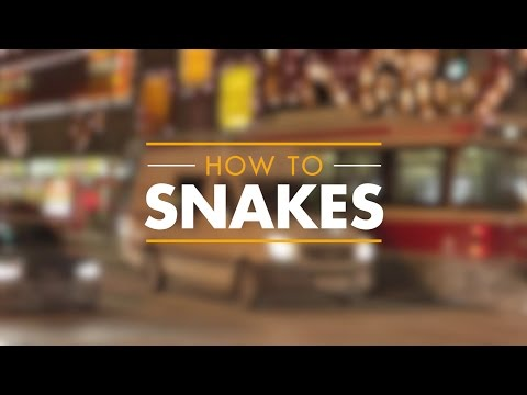 How to Snakes: Location