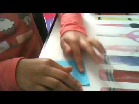 Origamifleur Diris Tres Facile A Fairehd Youtube