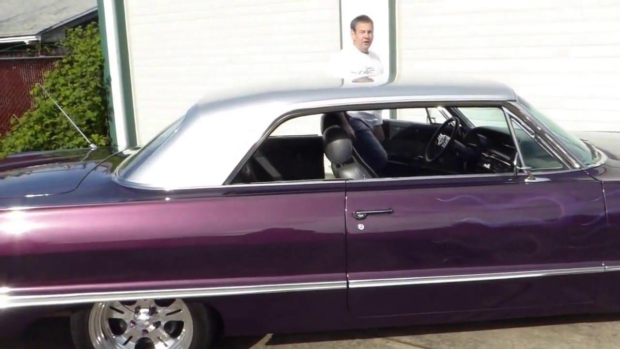 1963 Chevrolet Impala 2 door hardtop \