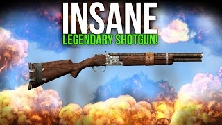 Fallout 4 Most Powerful Weapon! (Best Legendary Gun)