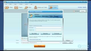 Ainishare Slideshow Video Maker demonstration