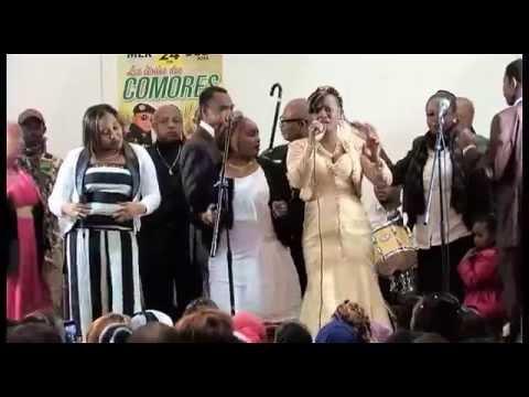 Concert Live Amina Djabir - Marseille