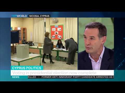 Greek Cypriot president Anastasiades wins second term